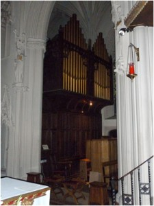 St-Mary's-Clapham-Organ